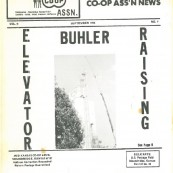 1983 Newsletter Cover