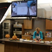 Our state of the art Syngenta Speak for Wheat Test Kitchen allows us to participate in recipe development projects, like this instructional baking video from the Home Baking Association.