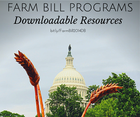 Image: Farm Bill Resources.