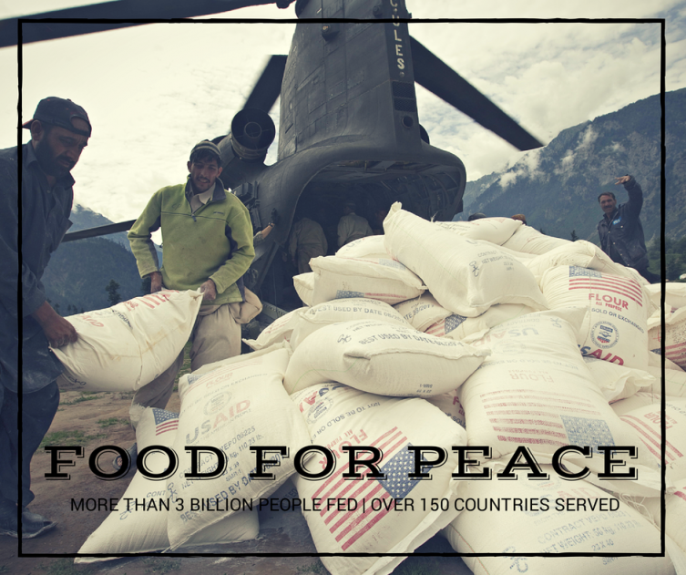 Image: Food for Peace.