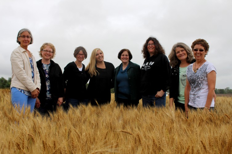 Eight finalists from around the country to experience a Kansas wheat harvest and to crown the best bread in America.