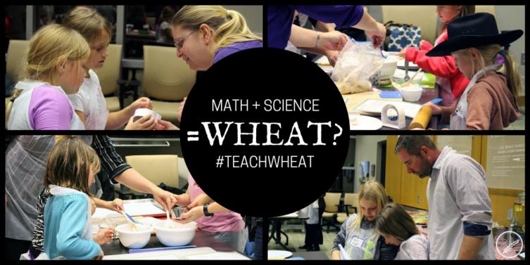Teach wheat, science, math