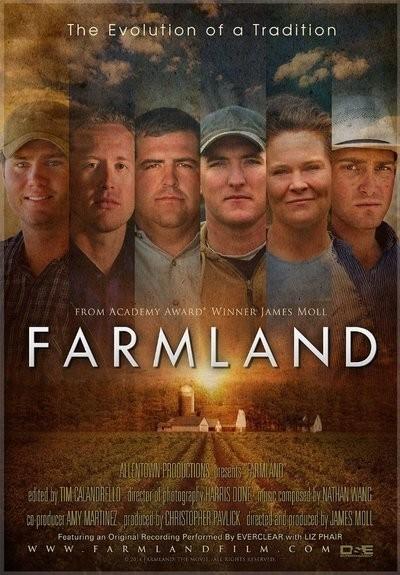Farmland, Kansas Wheat