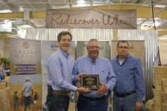 Doug Keas, Kansas Wheat Yield Contest