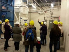 Touring the O.H. Kruse Feed Mill