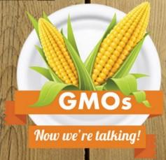 GMOs: Now we're talking logo.