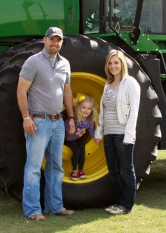 Photo: Rick Horton and family.