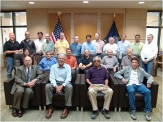 Photo: Collaborators in the Industry & University Cooperative Research Center.
