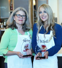 Merry Graham and RaChelle Hubsmith were chosen as Champions in the 2019 National Festival of Breads.