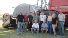 Kansas Wheat, Harvest, Faces of Harvest, Richard Glenda Randall