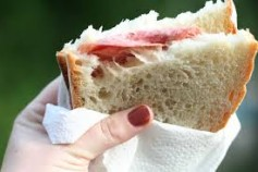 Photo: Sandwich.