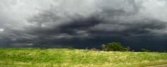 Kansas sky.