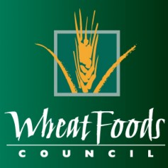 Image: Wheat Foods Council logo.