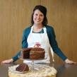 Julene DeRouchey, wheat, Kansas Wheat, Chocolate cake