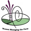 Women Managing the Farm, wheat, Kansas Wheat